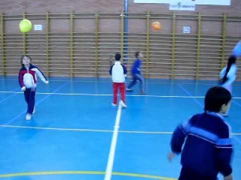Jugamos Con Globos En Educacion Fisica Educacion Fisica Espartero