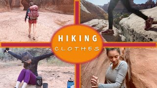 Backpacking & Hiking Clothing | Warmer Months!