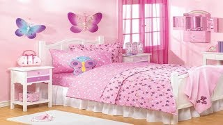 Bedroom Design Ideas For Girls | Cool & Beautiful Teenage Bedrooms