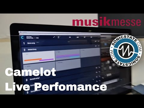 Will Camelot Pro Be like MainStage for iOS? - Page 2