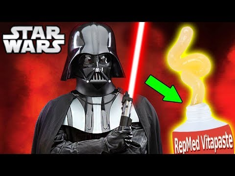 HOW and WHAT Darth Vader Ate to SURVIVE (CANON and LEGENDS) - Star Wars Explained