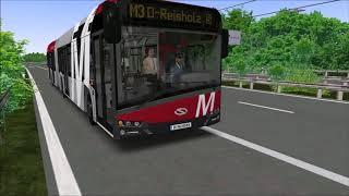 VideoImage1 OMSI 2 Add-On Düsseldorf