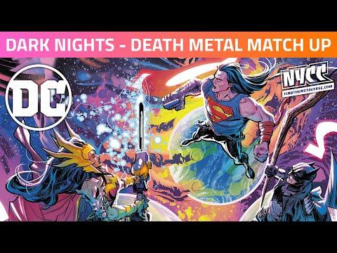 DC | Dark Nights - Death Metal Match Up!