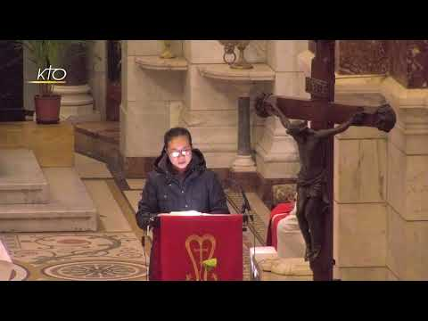 Laudes et Messe du 21 janvier 2021 à Notre-Dame de la Garde