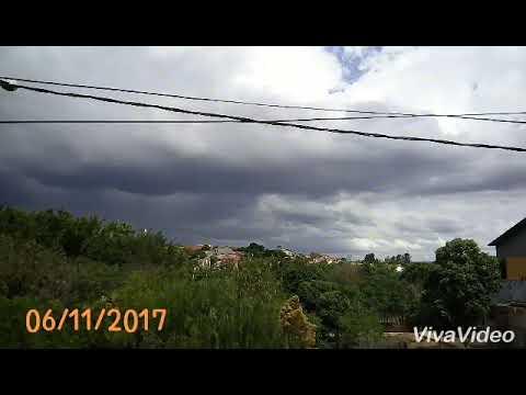 1° quinzena de chuva na região de Águas Vermelhas(MG)
