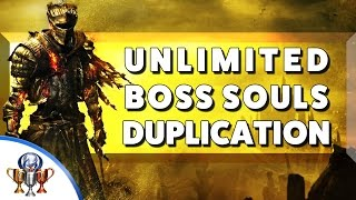Dark Souls 3 - Unlimited Souls Exploit - Boss Souls Duplication Glitch (Infinite Souls!) PS4/XBox/PC