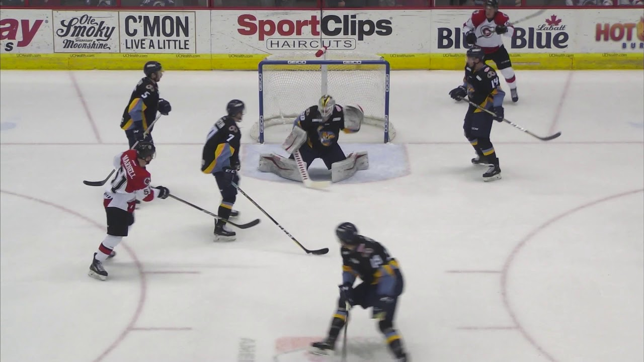 CYCLONES TV:  HIGHLIGHTS- 3/21 vs. Toledo Walleye