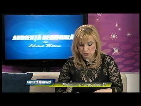 Emisiunea Audiență Regională – Florian Vlădan – 22 aprilie 2015