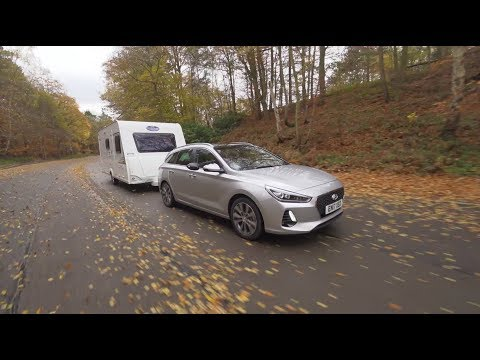 The Practical Caravan Hyundai i30 Tourer review