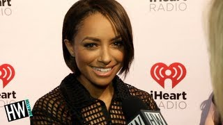 Катерина Грэхэм, Kat Graham Reveals 'Vampire Diaries' Details & Talks New Album!