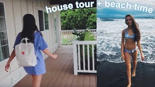 our grandparents house in hawaii!