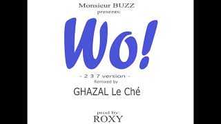 GHAZAL Feat OLAMIDE   WO! [Remix French Version] (Music Camerounaise)