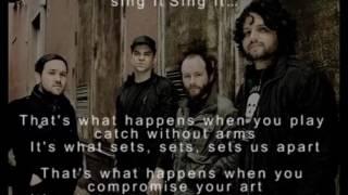Dredg - Catch Wirhout Arms - Lyrics