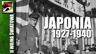 WW2 – JAPONIA 1927-1940