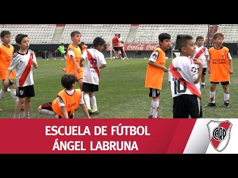 Fin de año de la Escuela de Fútbol Ángel Labruna