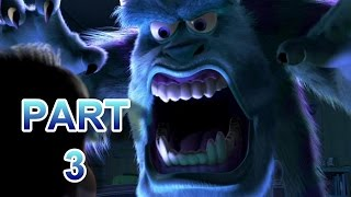 Monsters Inc. Movie MISTAKES, Movie MISTAKES and Fails Part 3