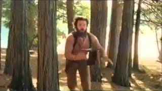 Dr Pepper New TV Commercial ~ Mountain Man Ad