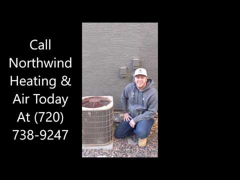Heating And Cooling Technician For Aurora, Centennial and Lakewood CO Gives Tips For Your Condenser mp3 yukle - mp3.DINAMIK.az
