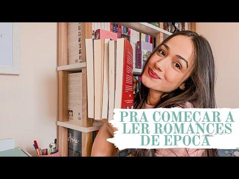 ROMANCES DE ÉPOCA PRA QUEM QUER COMEÇAR! ! Os Livros Livram