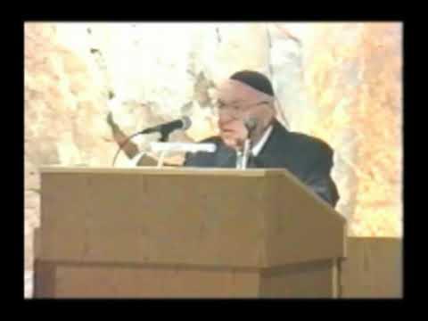 יוסף בורג על זיכרון השואה