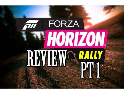 Forza Horizon Rally Expansion REVIEW Pt 1 | SLAPTrain