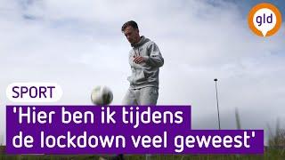 Herwijnen is trots op Vitesse-speler Patrick Vroegh