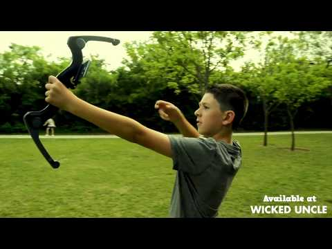 Youtube Video for Upshot Smart Bow & Arrow Gaming System