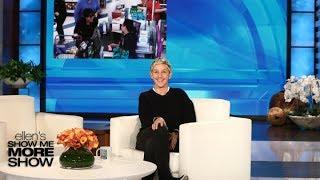 Ellen in Kris Jenner's Ear
