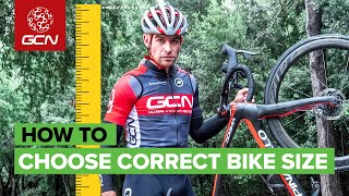 How to Choose The Correct Bike Size