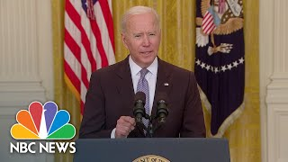 Biden Announces Monthly Payments As Part Of Child Tax Credit