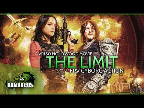 Review // THE LIMIT / VR180 Action Movie with Norman Reedus & Michelle Rodriguez