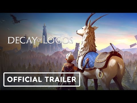 Decay of Logos - Official Release Date Trailer thumbnail
