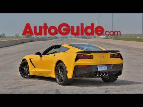 2014 Chevrolet Corvette Stingray - Track Test