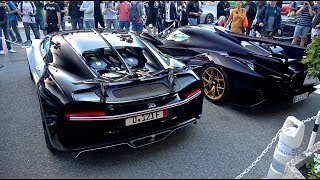 Billionaire Hypercars of Monaco! [Monaco Supercar Insanity #11]