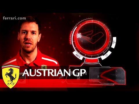 Austrian Grand Prix Preview – Scuderia Ferrari 2018