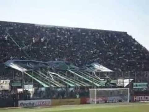 """""""la banda del pueblo viejo : esta tarde tenemos que ganar"""" Barra: La Banda del Pueblo Viejo • Club: San Martín de San Juan"""