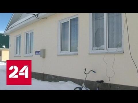 Челябинских сирот поселили в дом без фундамента