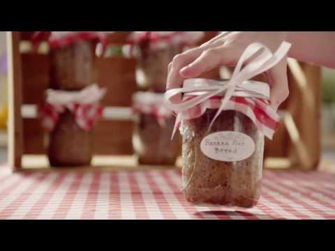 Banana Bread Baked in Jars | Banana Bread Recipe | Allrecipes.com