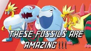 Arctozolt  - (Pokémon) - FOSSIL POKEMON in POKEMON SWORD AND SHIELD ARE THE BEST!