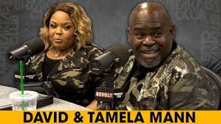 David and Tamela Mann Discuss Their Book 'Us Against The World' + More