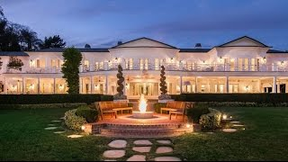 $85 Million Max Azrias Luxury Residence In Los Angeles Mansion