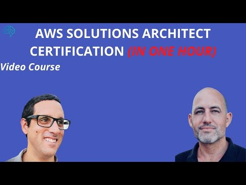 AWS Solutions Architect Certification in ONE HOUR - YouTube