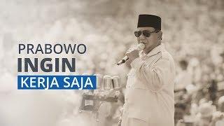 Prabowo Menilai Survey dari Indobarometer sebagai Cambuk Bagi Pekerjaannya sebagai Menhan