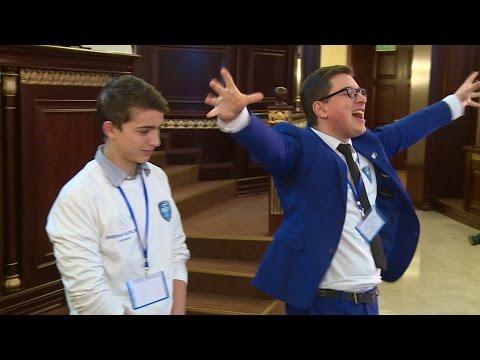 """""""Sabahın alimləri"""" VI Respublika müsabiqəsi   16-17 02 2017 (видео)"""