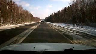 Без придел на дороге Екатеринбург - реж