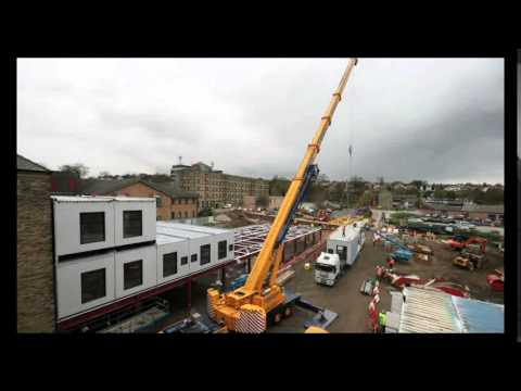 Bradford Royal Infirmary Time Lapse - The Norland Guest House 01274 571698