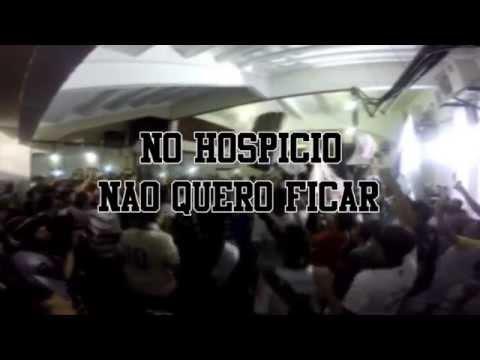 """""""Só Louco Vai Me Acompanhar"""" Barra: Guerreiros do Almirante • Club: Vasco da Gama"""