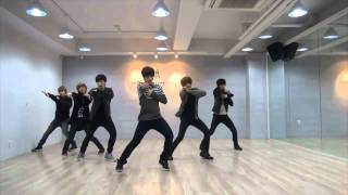 Boyfriend - I'll Be There mirrored dance practice