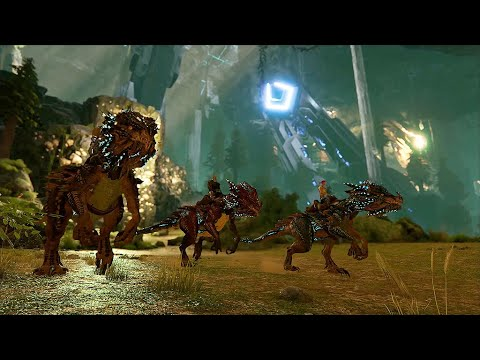 ARK: Extinction Creature Teaser - Velonasaur! thumbnail