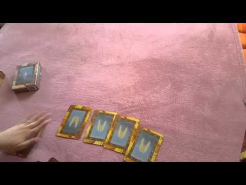 How to do an Angel Card Reading